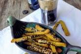 Currys-sajtos rudacskák, recept