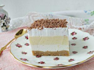 emeletes élvezet sütemény