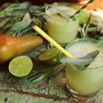 Körtés-bodzás limonádé,recept