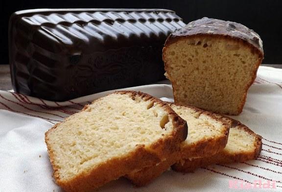 kenyér Martha Stewarttól, recept