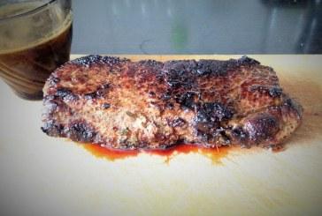 Szürke marha hátszín steak, recept és videó