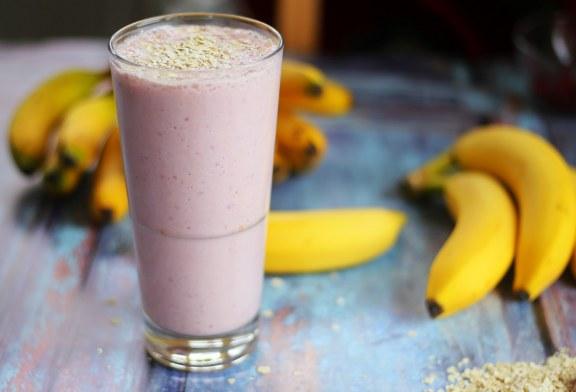 Banános reggeli turmix, recept