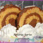 Fatörzs torta, recept