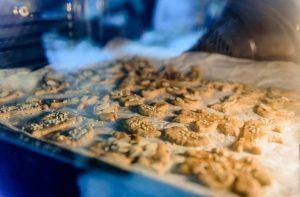 Puha, gluténmentes mézeskalács