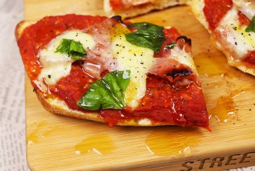 Az örök kedvenc: pizzás melegszendvics