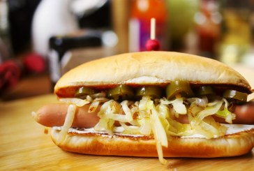 A Seattle hot dog – recept