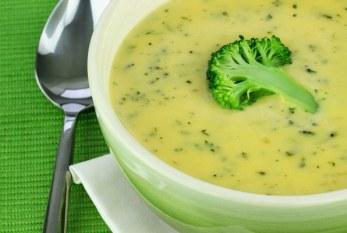Ha fogyózol is megeheted - Tejszínes brokkolikrémleves, recept