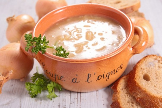 Az igazi francia hagymaleves, recept