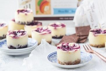 Gluténmentes mini sajttortácskák, recept