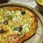 Ropogós házi pizza, recept
