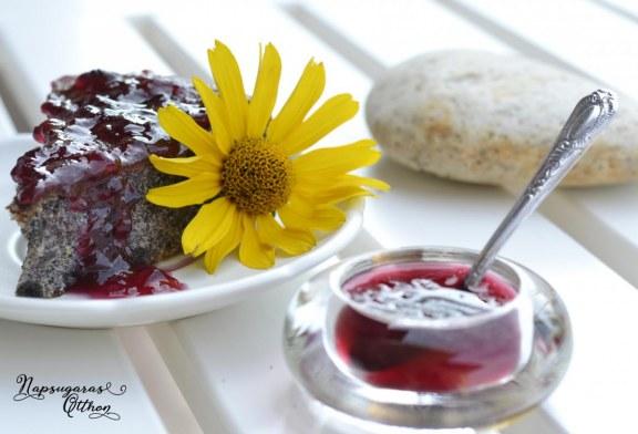 Cukor, – liszt és – laktózmentes Pillekönnyű mákos piskóta, recept