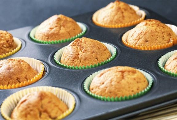Illatos narancsos muffin fél óra alatt, recept
