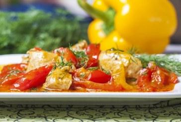 Paprikaszószos csirkepörkölt, ami után kitunkolod a tányérodat, recept
