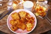 Ponty fish & chips remulád mártással – recept
