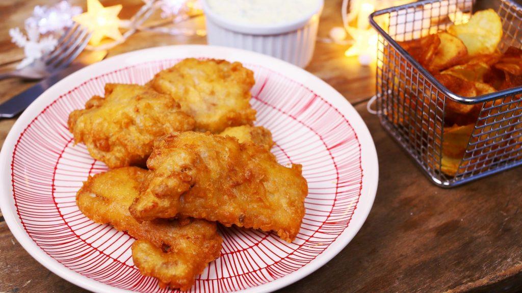 A Ponty fish&chips remulád mártással