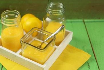 Házi citromkrém, recept