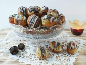 2 féle csokis Minifánk