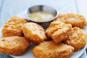 Fokhagymás csirkefalatok ropogós bundában, recept