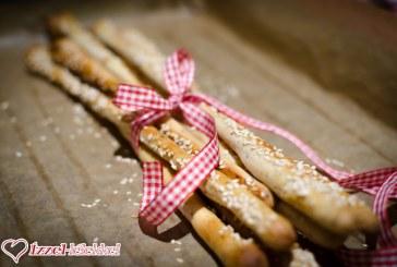 Fűszeres olasz grissini, avagy házi ropi másképp, recept