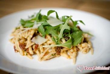 Pimasz (olasz) tészta, recept