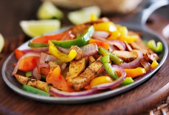 Pulykafajitas – Téli zöldségleves gazdagon , recept