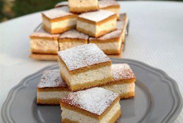 Végre : Update1 Túrós sütemény - recept