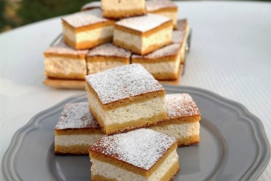 Végre : Update1 Túrós sütemény – recept