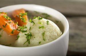 Zöldségekkel teli téli leves