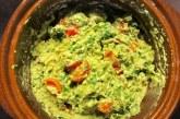 A tradicionális mexikói Guacamole, recept