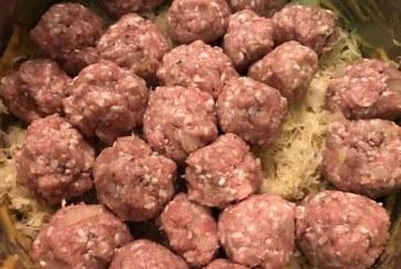 Tállyai ( Tokaj-Hegyalja ) káposzta Gombóccal, recept