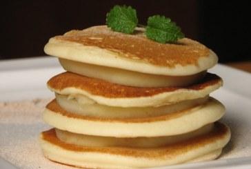 Almas-Fahéjas Pancake - Amerika reggelije, recept