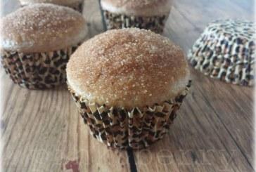 Napokig puha marad – Fahéjas muffin, recept