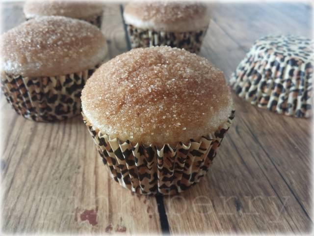 Napokig puha marad - Fahéjas muffin