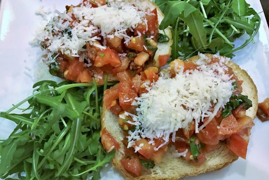 Hamisítatlan olasz bruscetta recept