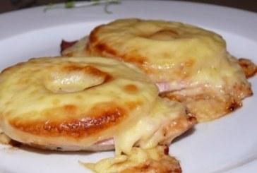 Gyors Hawaii csirkemell, recept