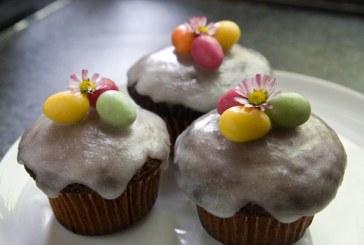 Húsvéti muffin recept