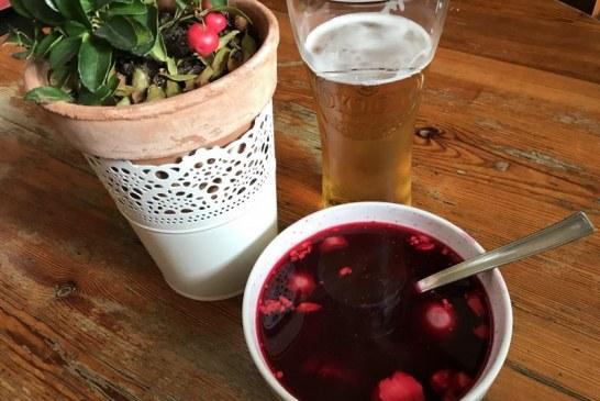 Főzés nélküli eredeti Lengyel-tátrai Barszcz ( Borcs ) leves, recept