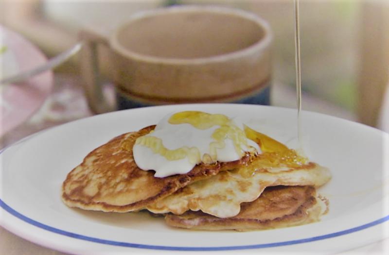 Jamie Oliver - Bögrés amerikai palacsinta