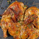 Különleges grúz csirkesült, recept