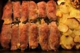 A legjobb karaj recept – Brokkolis omlós sertéskaraj