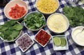 Mexikói chilis marha - interaktív wrap, recept