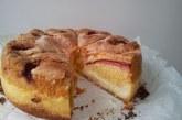 Skandináv réteges rebarbarás pitetorta -  vékony omlós süti, tökéletes vaníliakrém, recept