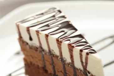 Sütés nélküli csokis túrós sütemény, recept