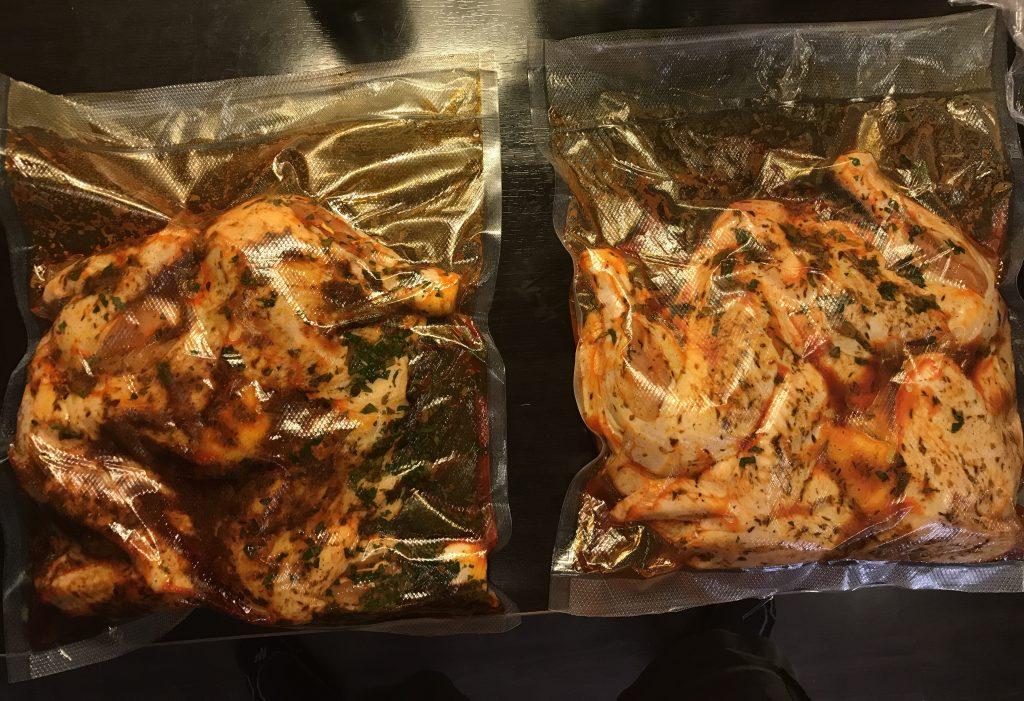 a tökéletesen ropogós grill csirke