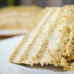 Az eredeti Eszterházy torta receptje