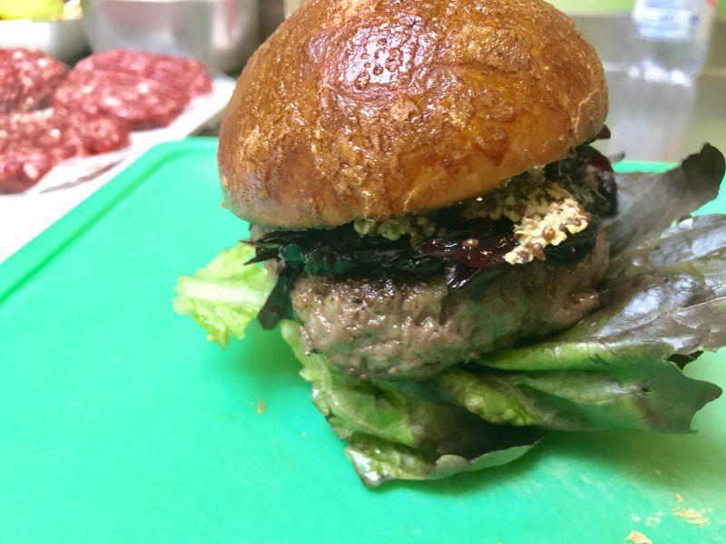 szarvas hamburger